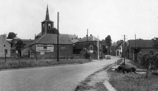 Ancien abreuvoir rue de Solesmes