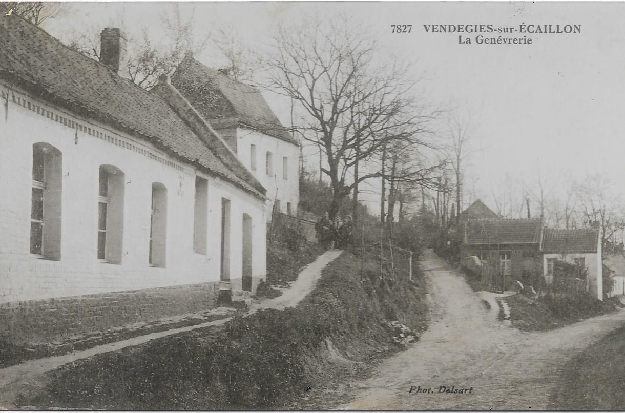 Entree rue du roniau