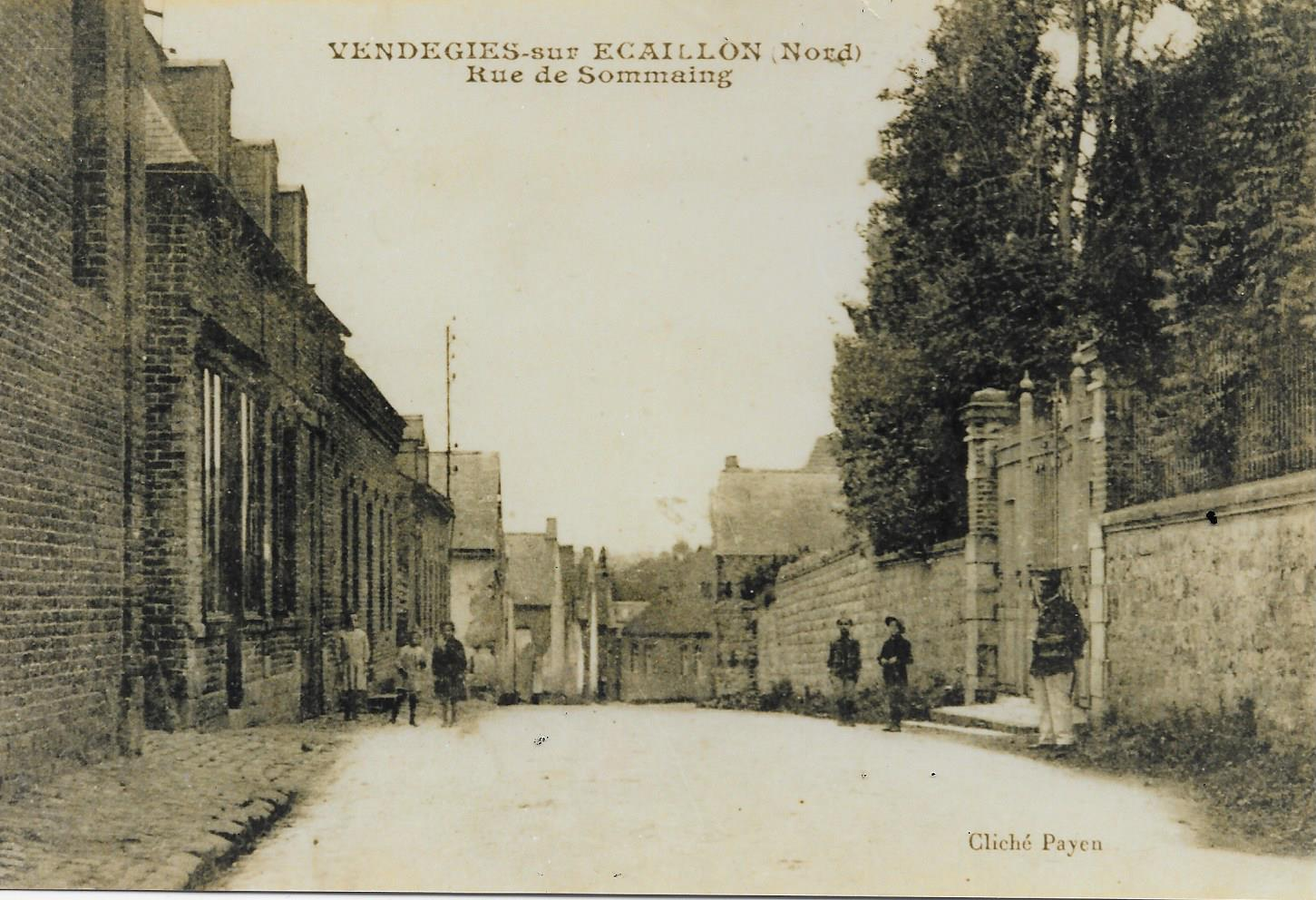 Rue de sommaing