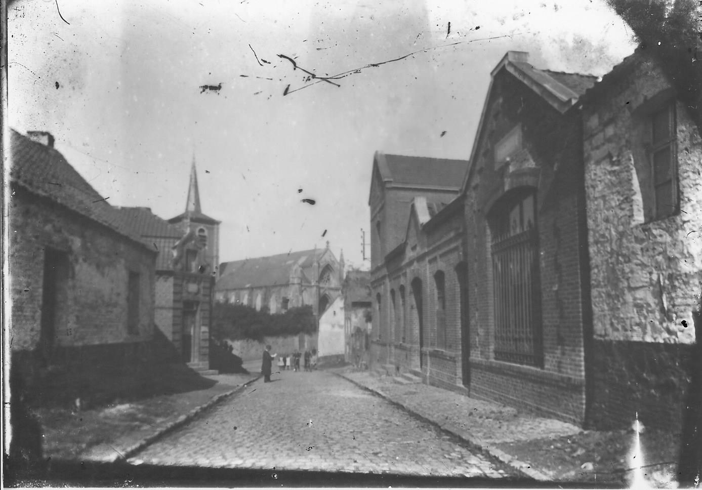 Rue mairie